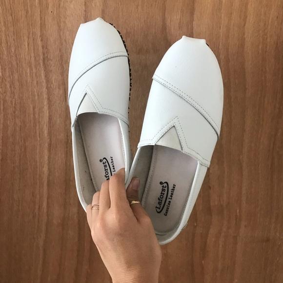 Toms Shoes | White Nonslip | Poshmark